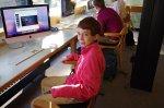 Dziecko na lekcji